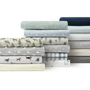 Twin Flannel Sheets Walmart Com