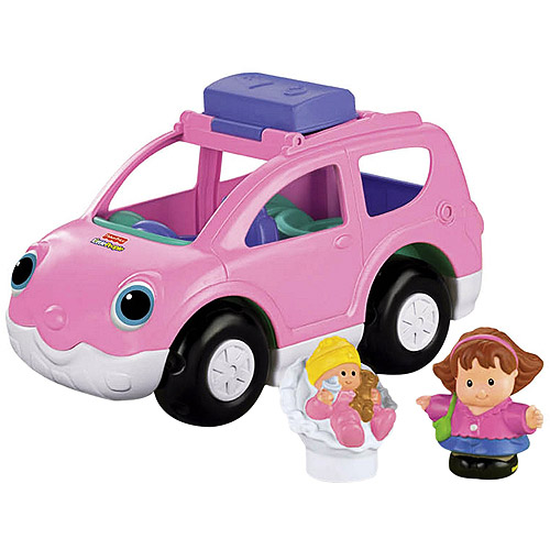 Fisher-Price Little People Open & Close SUV
