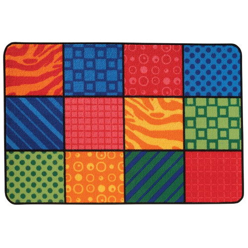 Kids Value Rugs Patterns at Play Kids Rug