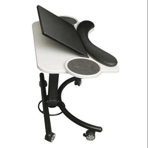 Laptop Stand, Black\/White, Balt, 89829