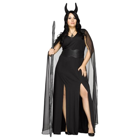 Morris Costumes Womens Keeper Of The Damned Costume Black XL, Style FW124505XL - Crypt Keeper Costume