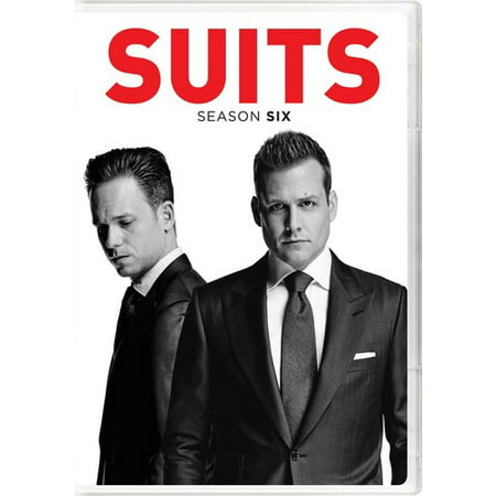 Suits: Season Six (DVD) ()