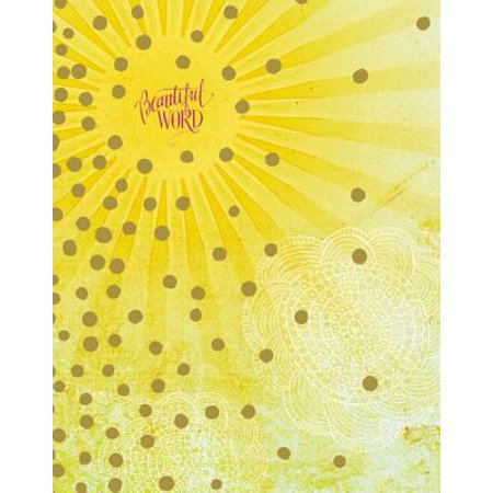 NIV Beautiful Word Bible for Girls, Hardcover, Sunburst : 500 Full-Color Illustrated Verses](Bible Verse For Graduates)