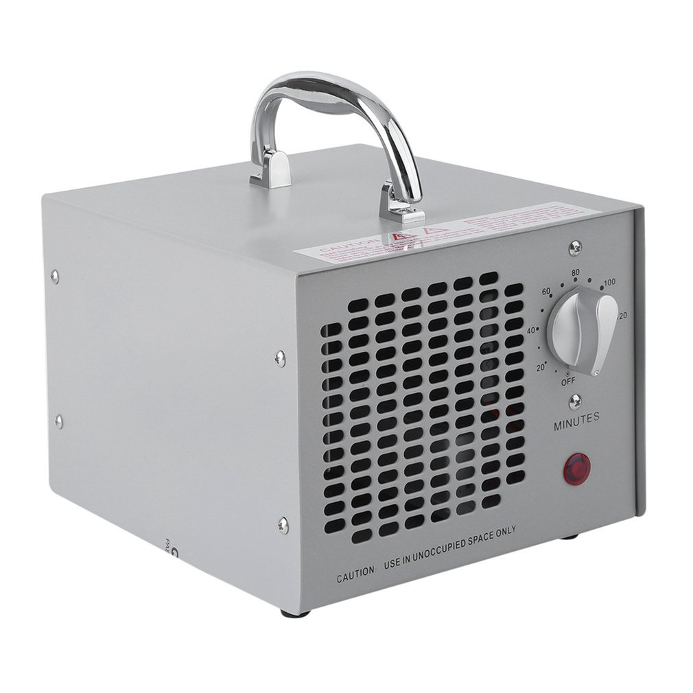 Commercial Ozone Disinfection Sterilization Machine Generator Industrial Air Purifier Mold Mildew Smoke Odor Clean Room HE-150