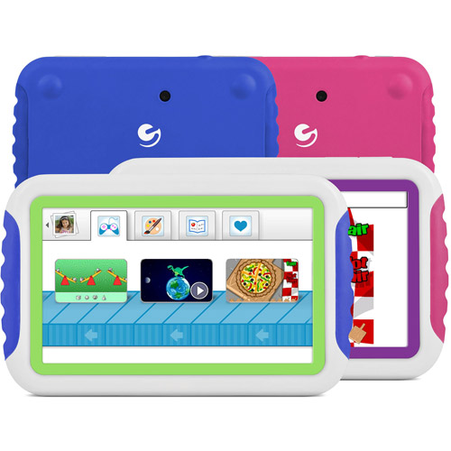 """EMATIC FTABMP 4.3""""  4GB  1.2GHz Android 4.0 Fun Tab Mini Tablet  w/out Front Camera (Pink/Purple)"""