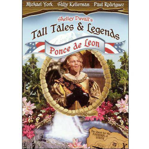 Shelley Duvall's Tall Tales & Legends: Ponce De Leon (Full Frame)