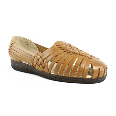 - New Softspots Womens 951319Ww060 Natural Loafers Size 6 (2E)