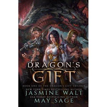 Dragon's Gift : A Reverse Harem Fantasy Romance