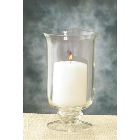 8 Inch Hurricane Vase Candle Holder Walmart