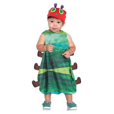 Baby Hungry Caterpillar Costume (Leg Avenue Baby Hungry Little Caterpillar)
