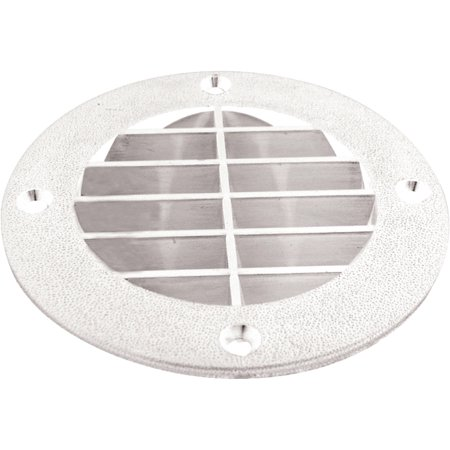 T-H Marine Louvered Vent Cover 5-5/8