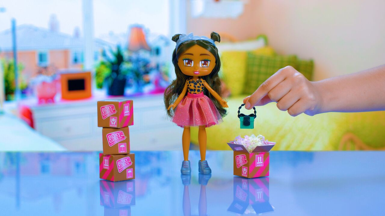 Boxy Girls Doll Nomi ONLY $5 at Walmart (Reg $15)