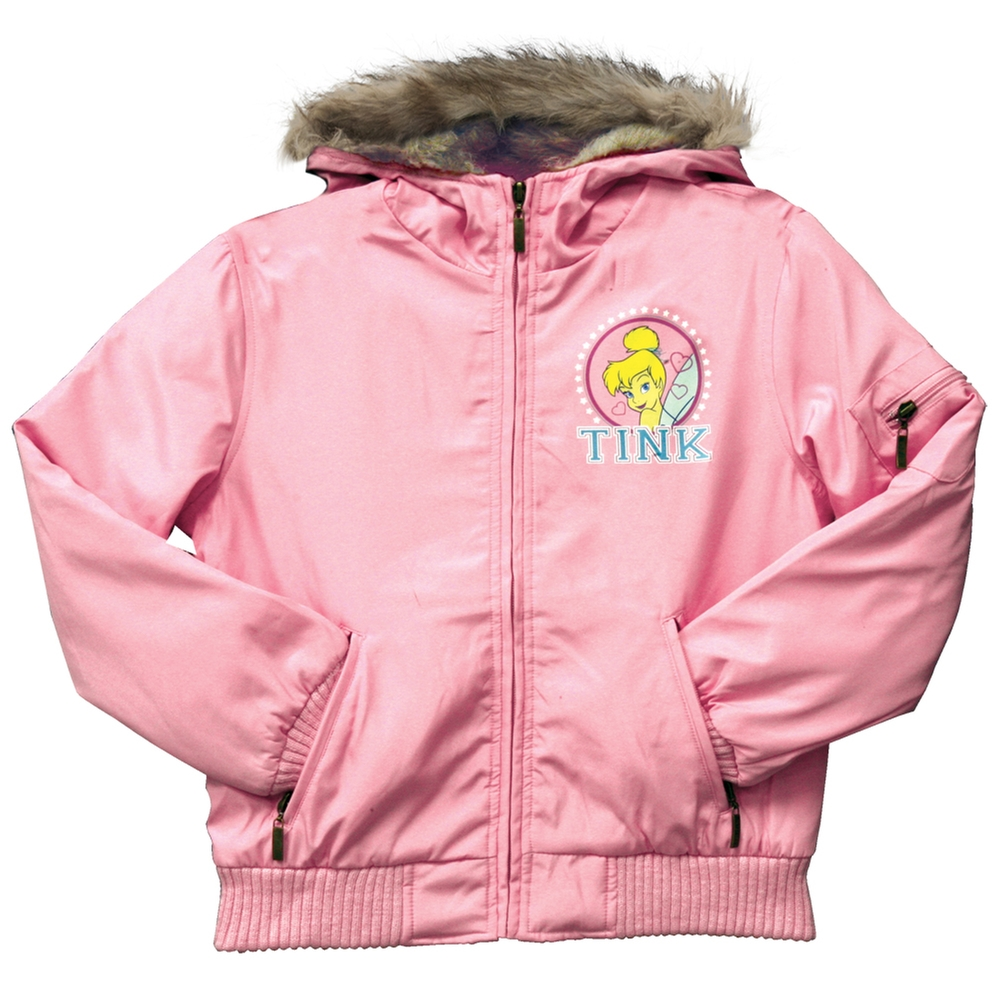 Tinkerbell - Sporty Tink Youth Jacket