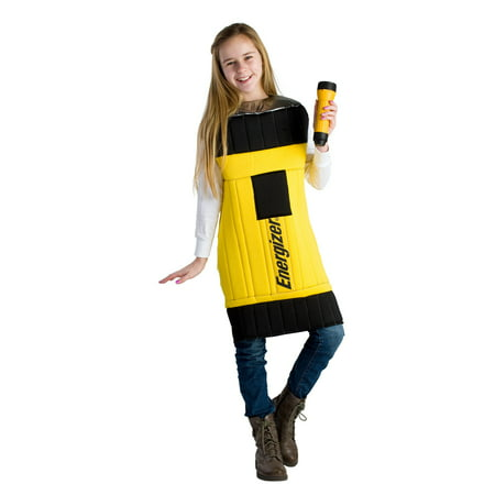 Kids Energizer Flashlight Costume](Kid Flash Costumes)