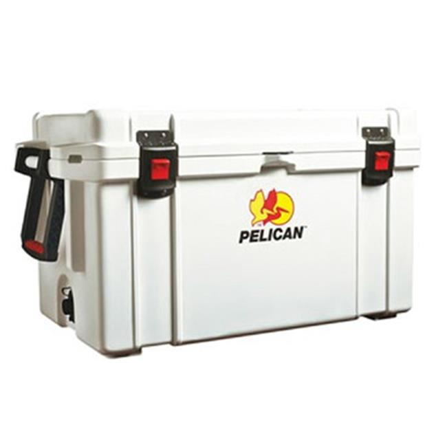 Pelican 32-45q-mc-wht Progear Elite Marine Deluxe Cooler With 2 inch Insulation - 45 Quart