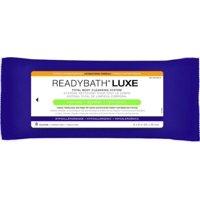 ReadyBath Luxe Body Washcloths 8 Each (Pack of 2)