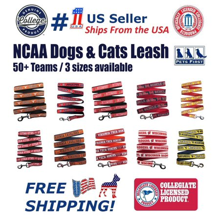 Pets First NCAA Boston Collge Eagles Leash for Dogs - Officially Licensed - 50+ Teams - 3 Sizes