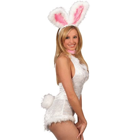 Instant Character Costume Kit (White Bunny) - Quick Character Costumes