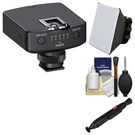 Sony FA-WRR1 Wireless Radio Receiver with Soft Box + Lens Cleaning Brush (Sony Box)