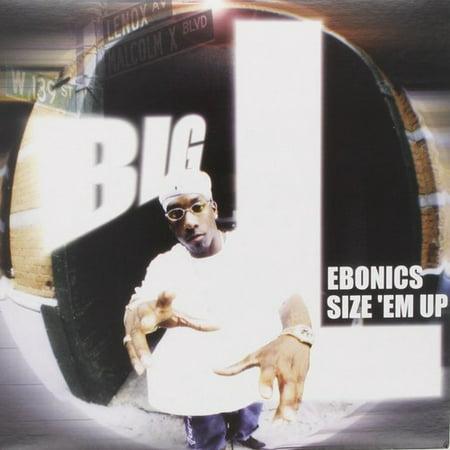 Ebonics / Size Em Up (Vinyl) (Size Em Up)