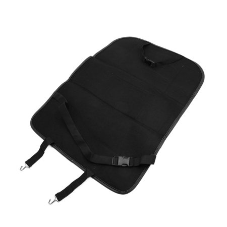 Car Black Seat Back Pocket Organizer Multi-function Holder Storage Hanging Bag - image 1 of 4