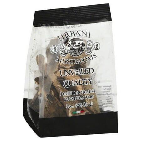 Urbani Dried Porcini Mushrooms, 1 Oz (Pack of 24) (Best Substitute For Dried Porcini Mushrooms)