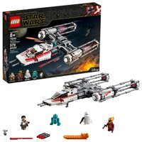 LEGO Star Wars: The Rise of Skywalker Resistance Starfighter Deals