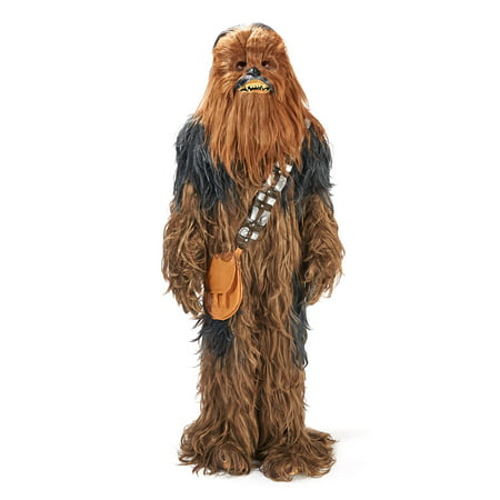 Collector's Edition Chewbacca Star Wars Costume for Men (Chewbacca Costume Rental)