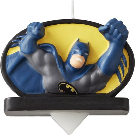 Batman Birthday Candle - - Character Candles
