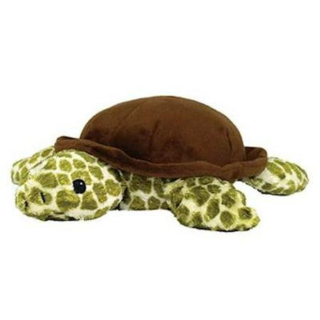 TURTLE - WARMIES Cozy Plush Heatable Lavender Scented Stuffed Animal - Stuffed Animal Turtle