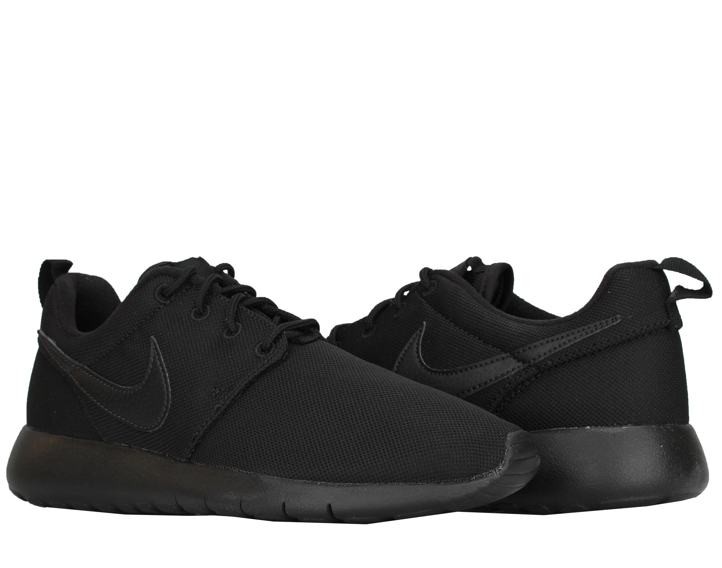 488c3c221378 ... promo code for nike nike roshe one gs black black big kids running shoes  599728 031