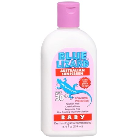 Blue Lizard Australian Sunscreen Spf 30 Baby 9 Oz Pack Of