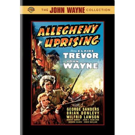 10c Dvd - Allegheny Uprising (DVD)