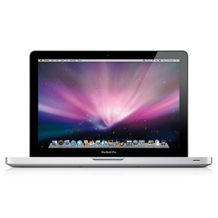 Certified Refurbished - Apple MacBook Pro 13-Inch Laptop - 2.26Ghz Core 2 Duo / 4GB RAM / 250GB and Up HDD MB990LL/A (Grade B)