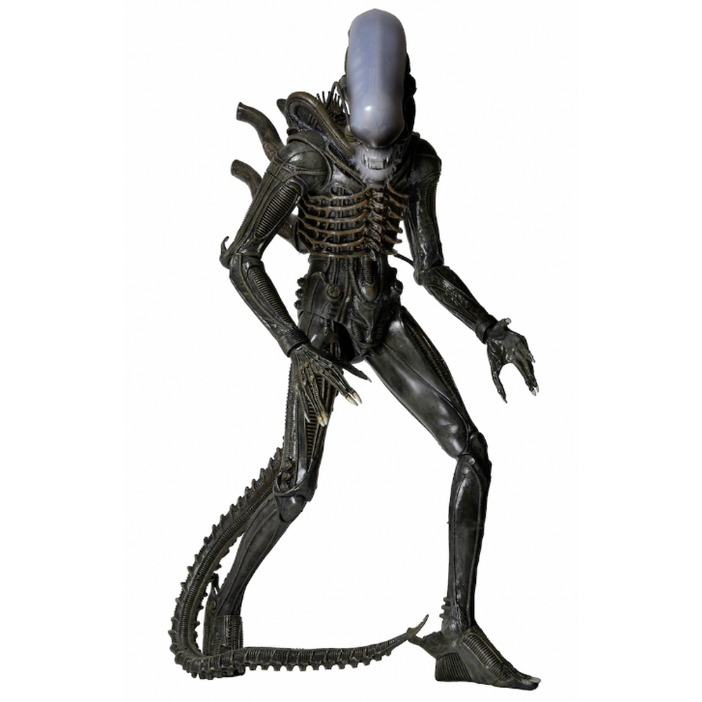 Aliens 1 4 Scale Warrior Figure by Neca