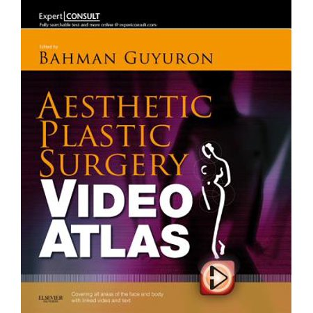 Aesthetic Plastic Surgery Video Atlas E Book - - Plastic Video