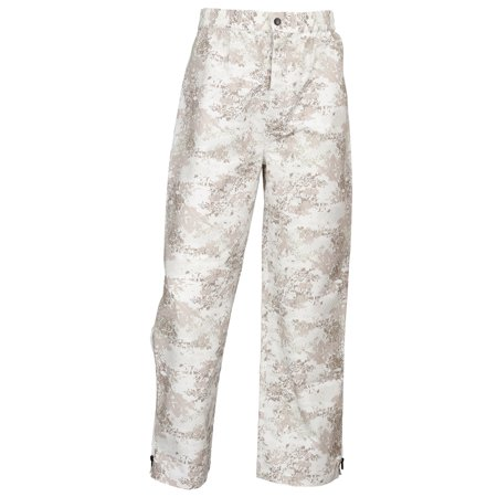 Rocky Mens Waterproof Emergency Pants Venator Snow Camo L