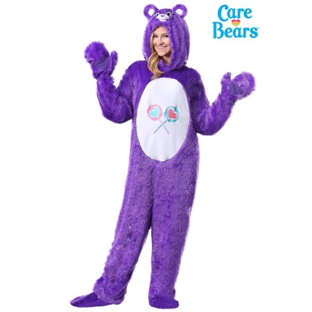 Care Bears Halloween Costume Ideas (Care Bears Adult Classic Share Bear)