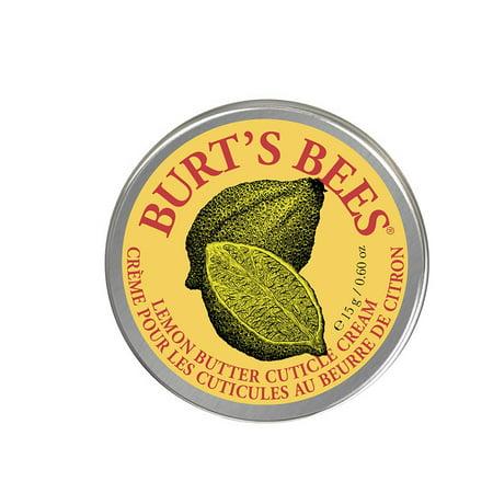 Lemon Butter Cuticle Creme, 0.6 OZ, No Animal Testing By Burts Bees Lemon Butter Cuticle Cream