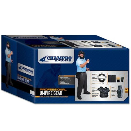Umpire Equipment - Champro Varsity Umpire Kit Adult