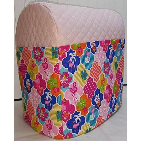 Pink Flamingos Cover For Kitchenaid 7 Quart Lift Bowl Stand Mixer