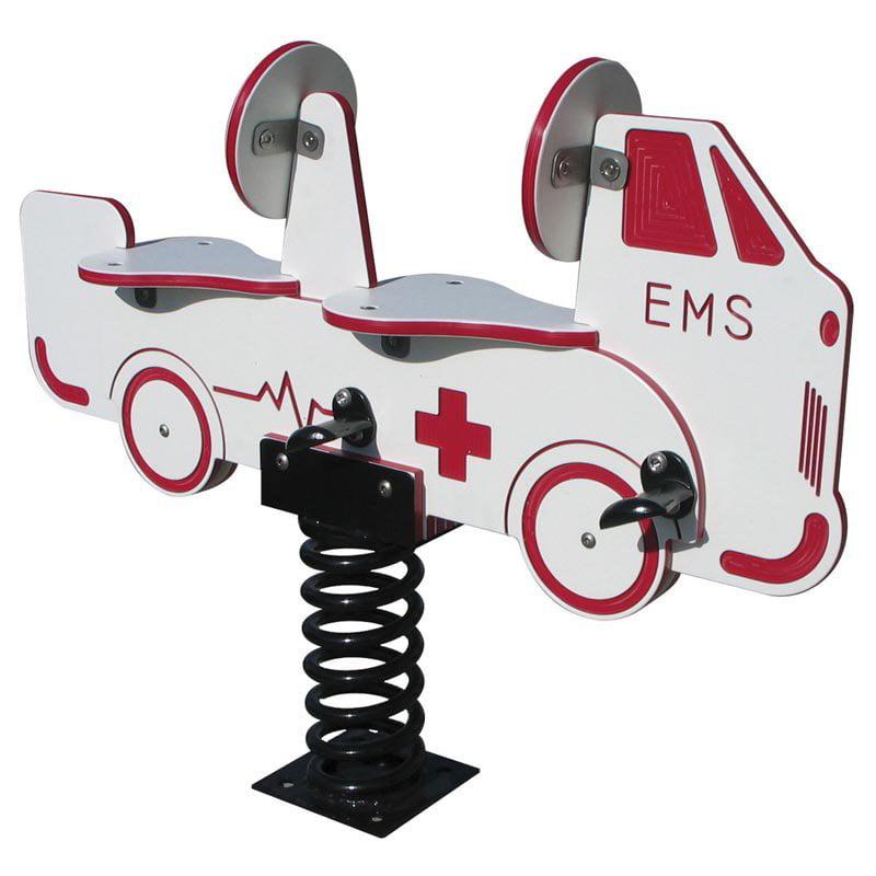 Child Forms Ambulance Spring Rider-2 Seat