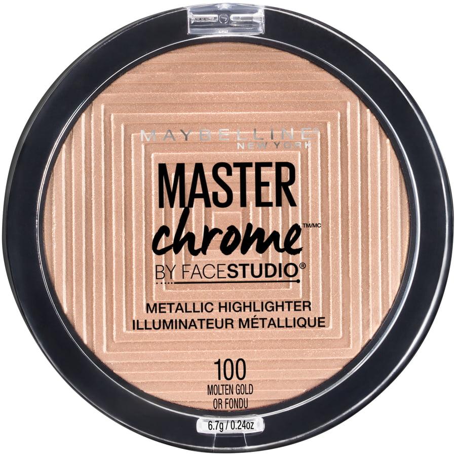 Maybelline Facestudio Master Chrome Metallic Highlighter, Molten Topaz