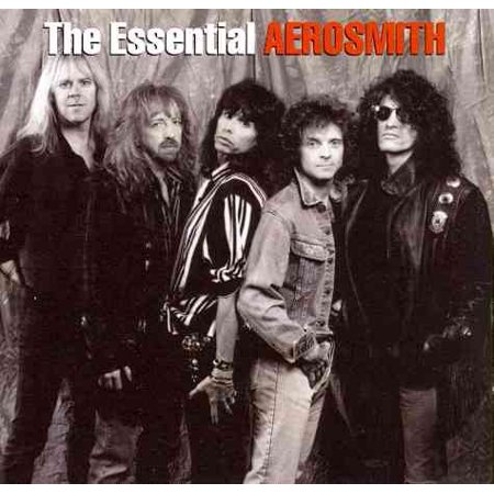 The Essential Aerosmith (CD) (Essentials Series Cd)