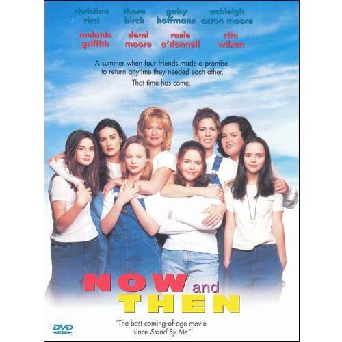 NOW & THEN (DVD/ST&WS/1995/TRAILER/CAST&CREW FILMOGRAPHIES/5.1DSS)