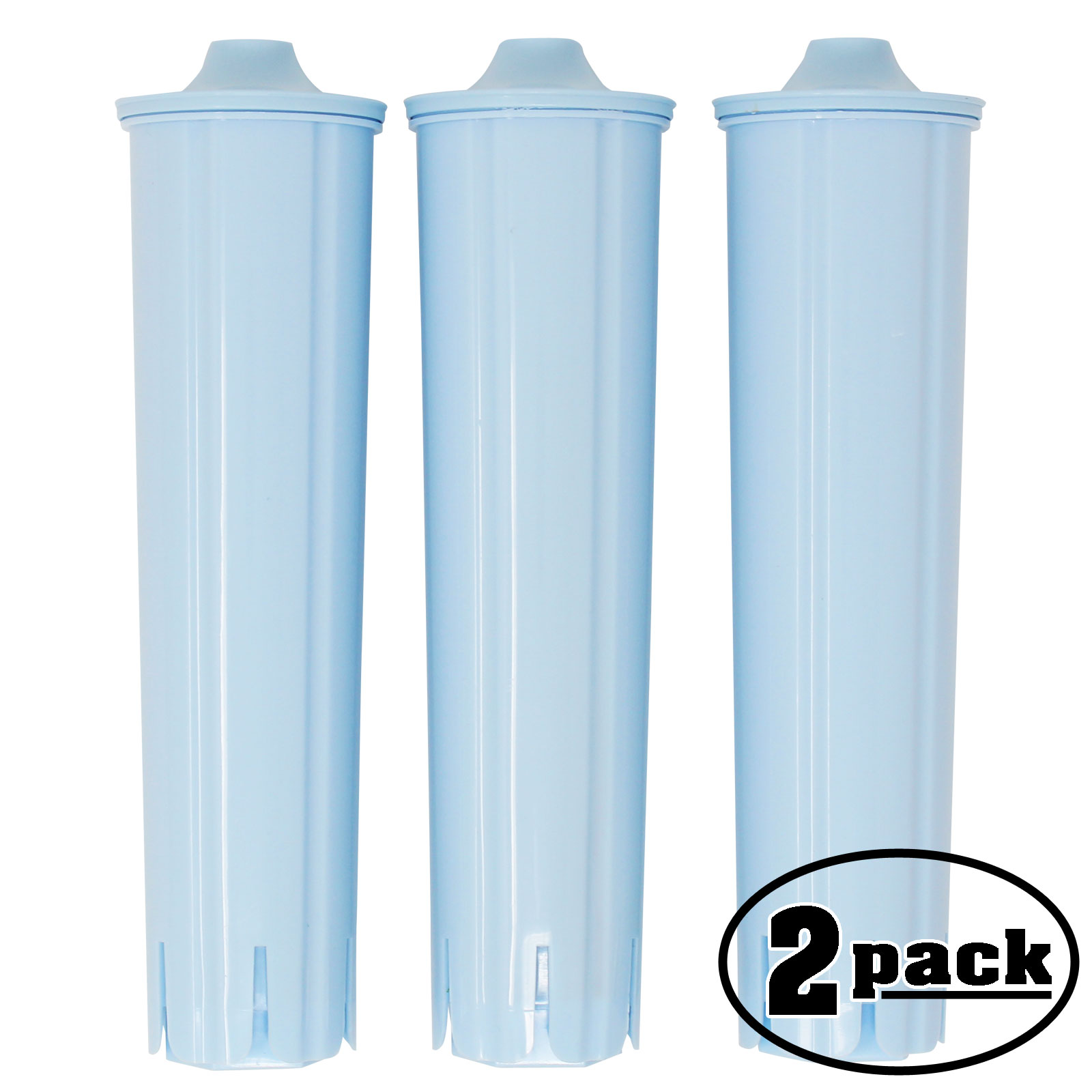 6 Compatible Water Filter Cartridge for Jura-Capresso IMPRESSA F7 (current model #13709) Fully Automatic Coffee Center - Compatible Jura Clearyl Blue Water Filter - image 4 de 4