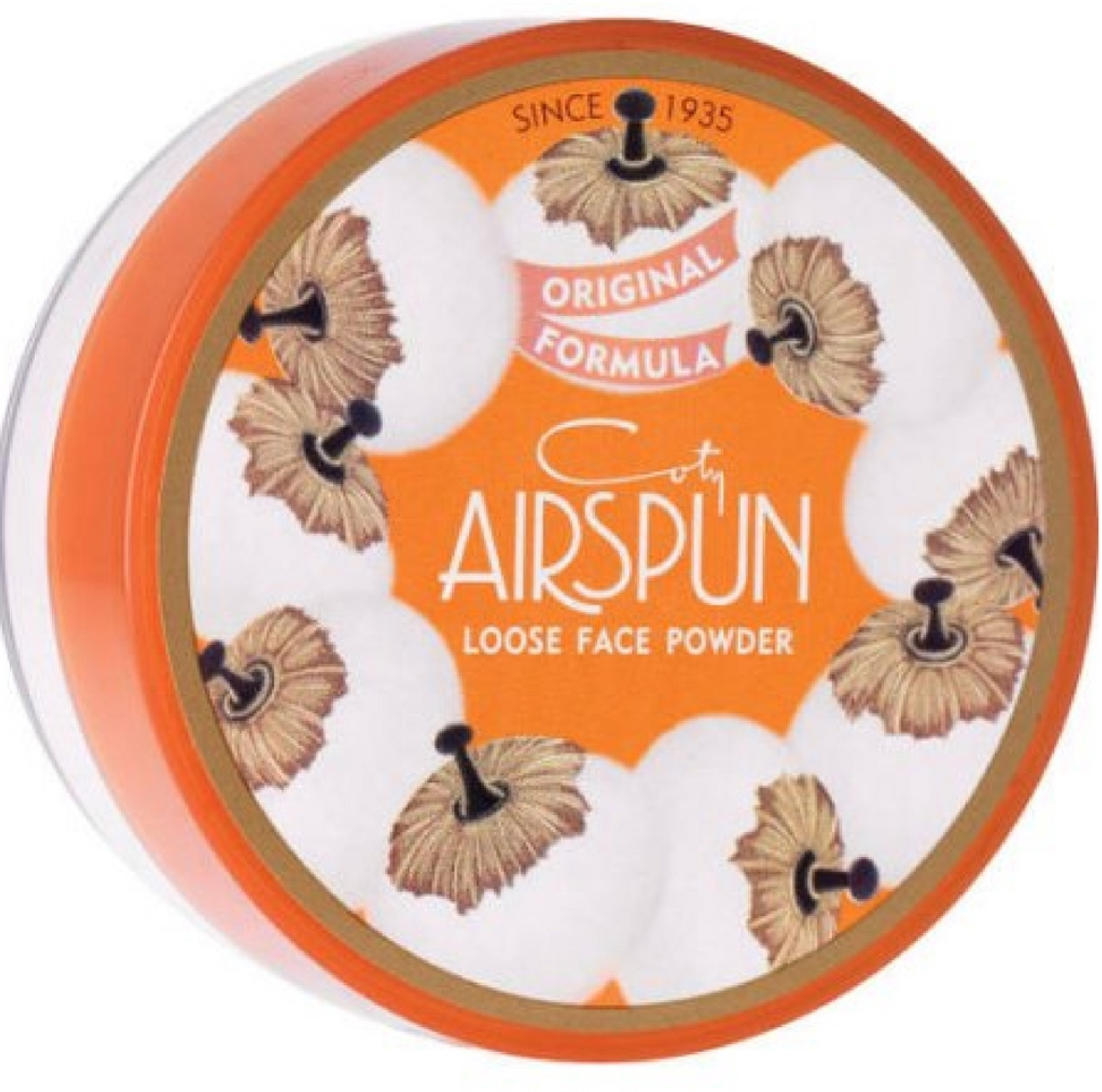 Coty Airspun Loose Face Powder, 2.3 oz