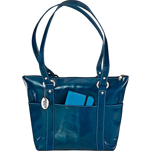 David King & Co. Florentine 6 Pocket Shopper