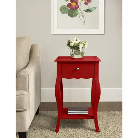 Altra Kennedy Small Accent Table Small End Table Grey