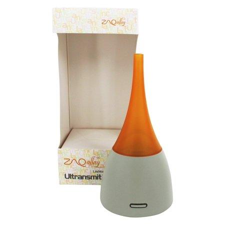 ZAQ Allay Essential Orange LiteMist Ultrasonic Aromatherapy Ionizer 80 mL Oil (Zaq Allay Litemist Aromatherapy Essential Oil Diffuser)